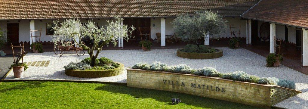 """Degustazione vini cantina """"Villa Matilde"""""""